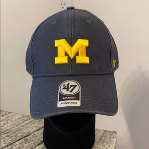 NCAA Michigan wolverines vintage cap